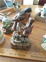 5 bird music boxes