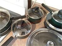 Cooks essentials pots & pans