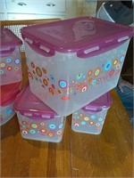 Lock & lock locking plastic bowls
