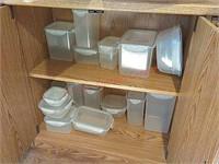 Lock & lock clear bowls