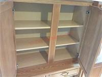 3 kitchen cabinets