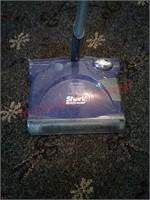 Shark cordless sweeper, no cord