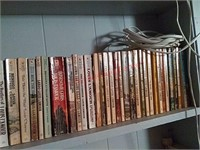 Louis L'Amour, nat geo, other books