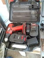 Mouse sander, 2 drills