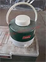 Coleman cooler & water jug