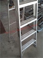 Keller aluminum step ladder