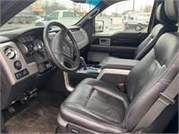 2010 Ford F150 4x4 FX4 Crew Cab