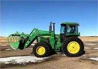 Bronderslev Estates Farm Equipment Auction