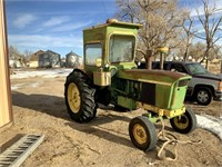 Bronderslev Estates Farm Equipment Auction