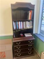 Bookshelf File Cabinet