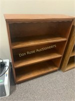 Two Bookshelves