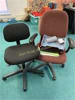 Office Chairs, Etc