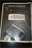 2002 JOHN DEERE 8320 MFWD TRACTOR -5710HRS