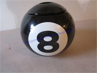 8 BALL COOKIE JAR