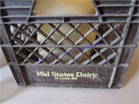 MIDSTATES DAIRY CRATE