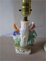 3 ORNATE LAMPS