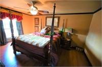 HOME & SHOP ON 14+/- ACRES - HARRISBURG, AR