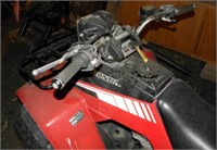 Honda Fourtrax Four Wheeler