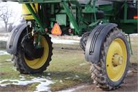 2009 JOHN DEERE 4830 4WD SPRAYER - 4136HRS