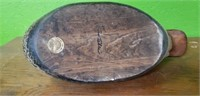 Ducks Unlimited Tom Tables Wood Caeved Duck