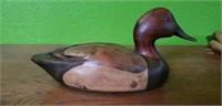 Tom Taber Wooden Duck Decoy #5