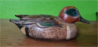 Tom Taber Wooden Duck Decoy #6