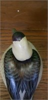 Robert Capriola Wooden Duck Decoy DU