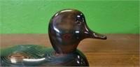 John Bundy Wooden Duck Decoy #1 DU
