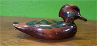 John Bundy Wooden Duck Decoy #3 DU