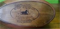John Bundy Wooden Duck Decoy #2 DU