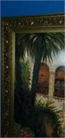 Stunning Kirkland Cubana & Co Framed Patio Picture