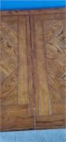 Stunning Chatham Oaks Solid Wood Table & Leaf