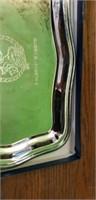 Cunard Queen Elizabeth ll Silverware Tray