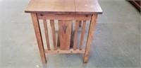 Vintage Small Mission Oak Desk