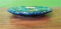 Handpainted French Porcelain Oyster Plate #1