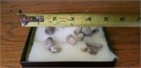 Estate lot of Civil War Bullets