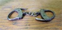 Antique Handcuffs NO KEY