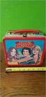 Vintage Metal Dukes of Hazzard Lunch Box
