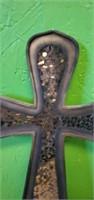 Beautiful Mosaic Style Decorative Cross