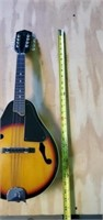 Vintage Lotus Teardrop Shape 8 String Mandolin