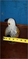Blown glass Murano Eagle