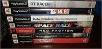 Playstation 2 games, X box game, Playstation