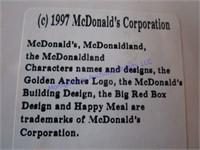RONALD MCDONALD COOKIE JAR