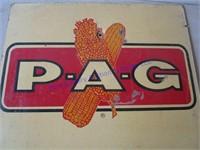 P A G SIGN