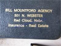BILL MOUNTFORD AGENCY MEMOS