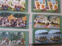 ANTIQUE STEREOGRAPH CARDS