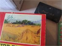 1948 SCRABBLE & VINTAGE PUZZLES