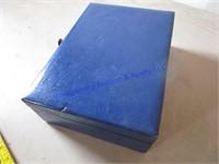 JEWELRY BOX W/ JEWELRY