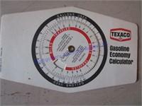 TEXACO MAPS & CALENDAR