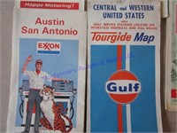 OLD ROAD MAPS